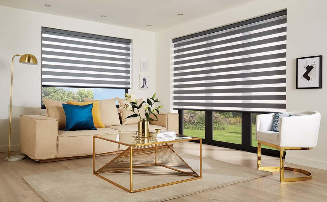Vision Blinds Electric Blinds For Large Windows Bi Fold Doors